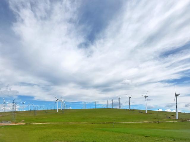 sky-landscape-electricity-farm-energy picture material