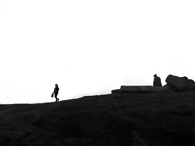 people-landscape-man-one-climber picture material