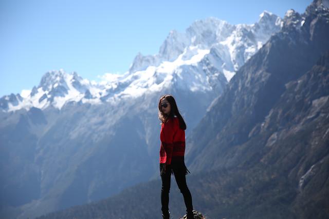 snow-climb-mountain-hike-mountainous-landforms picture material