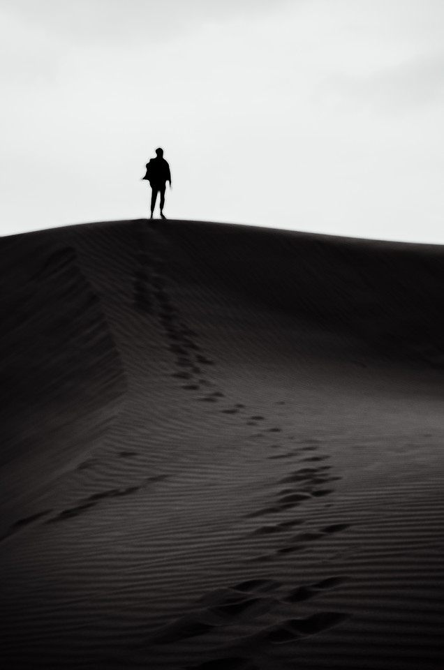 beach-people-desert-shadow-landscape picture material
