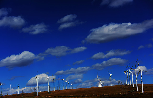 electricity-windmill-wind-technology-turbine picture material