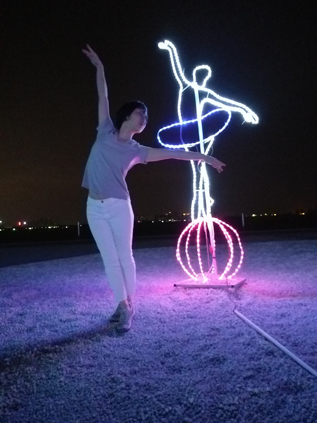 music-motion-dancing-light-dancer picture material