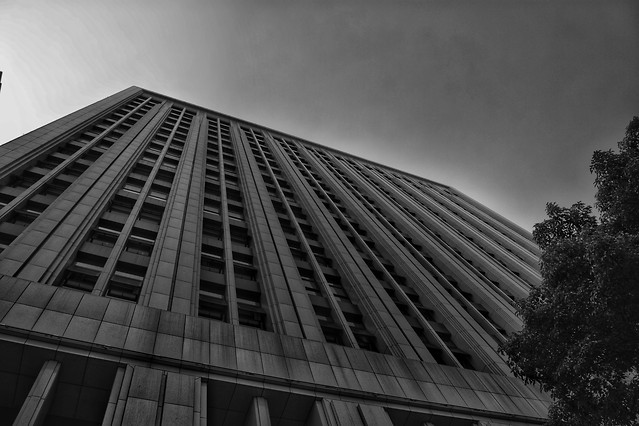 architecture-city-no-person-monochrome-building picture material