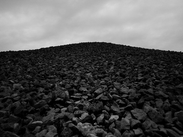 no-person-monochrome-landscape-rock-black picture material