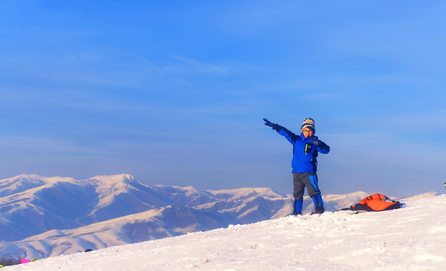 snow-winter-mountain-travel-adventure picture material
