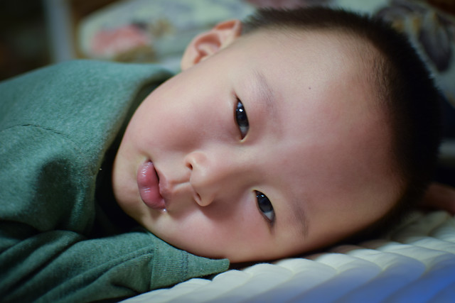 child-cute-son-baby-infant picture material