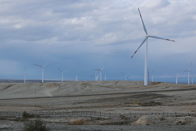 wind-electricity-windmill-turbine-grinder picture material