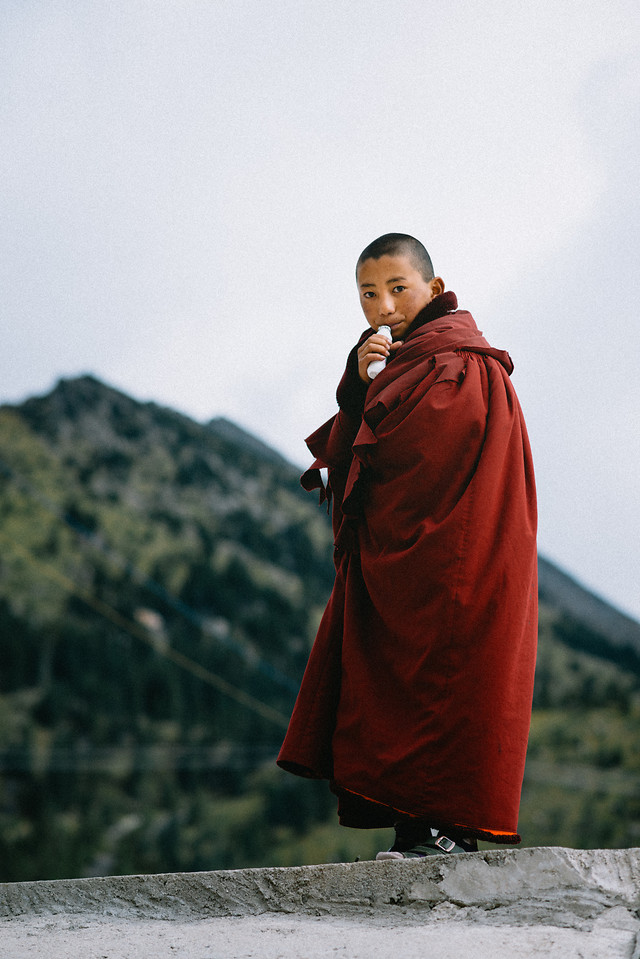 people-one-monk-religion-outdoors picture material