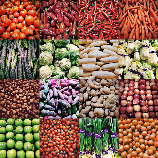 market-stall-kind-sale-natural-foods 图片素材