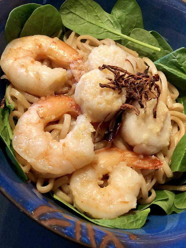 seafood-food-shrimp-shellfish-delicious 图片素材