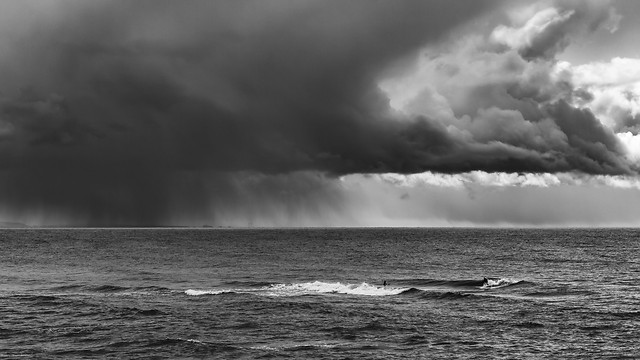 storm-water-sea-ocean-beach picture material