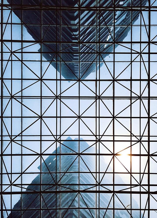 geometric-futuristic-glass-items-modern-steel picture material