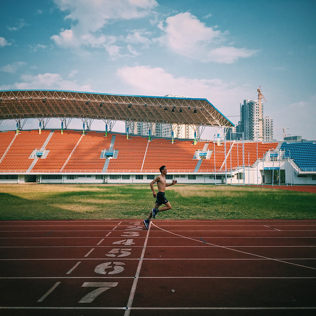 stadium-competition-athletics-track-field-sport-venue picture material