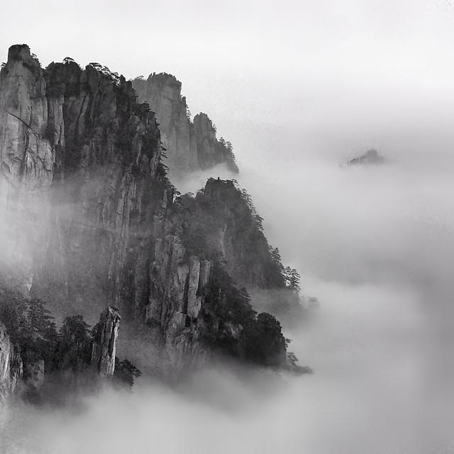 fog-mist-water-no-person-landscape picture material