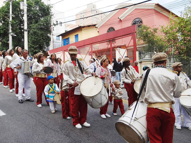 parade-festival-people-music-street picture material