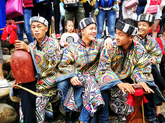 people-festival-street-culture-parade picture material