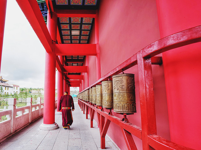 no-person-red-architecture-street-travel picture material