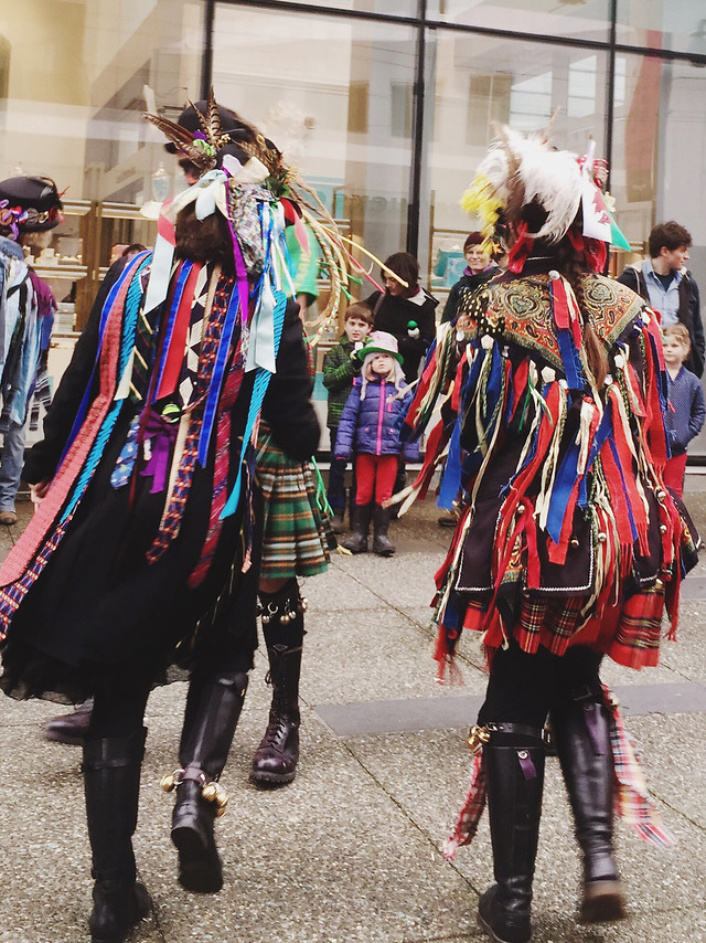 festival-people-wear-parade-costume picture material