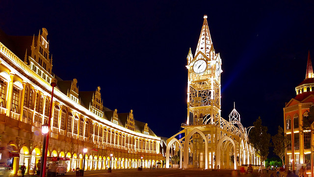 architecture-travel-no-person-city-landmark picture material
