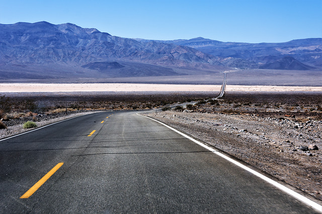 road-highway-landscape-asphalt-travel picture material