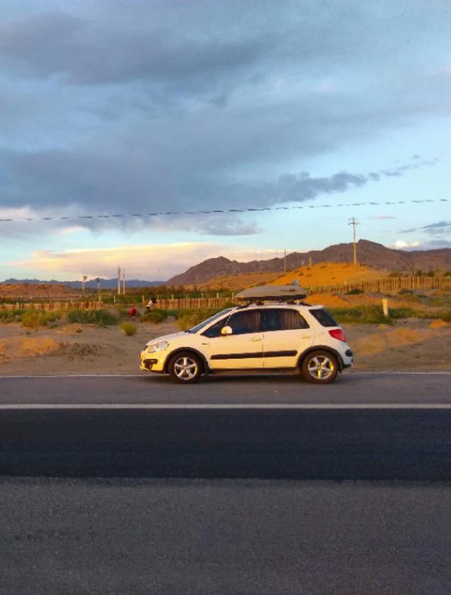 car-road-asphalt-vehicle-transportation-system picture material