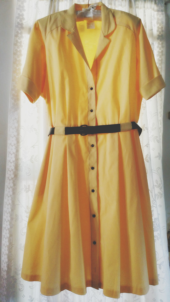 wear-dress-fashion-clothing-yellow picture material