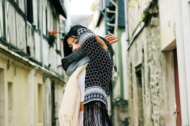street-city-urban-people-woman picture material