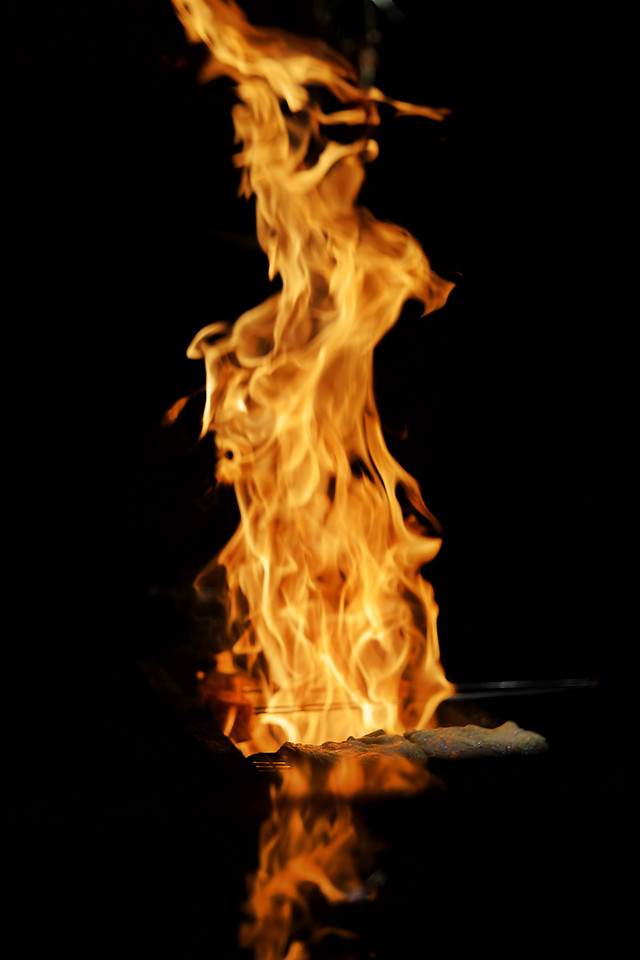 flame-burn-hot-bonfire-heat 图片素材