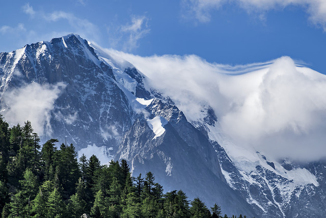 snow-mountain-no-person-mountainous-landforms-climb 图片素材