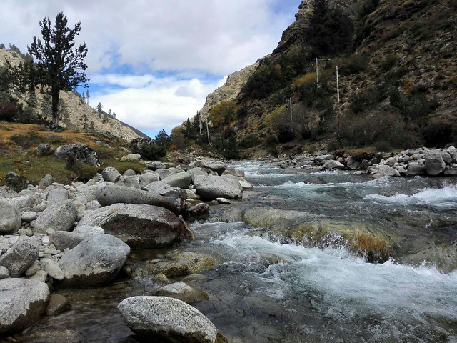 water-river-stream-nature-landscape picture material
