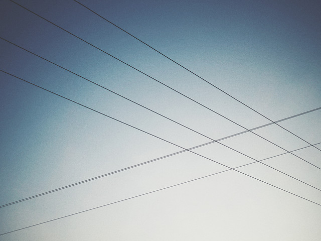 sky-wire-line-high-no-person picture material
