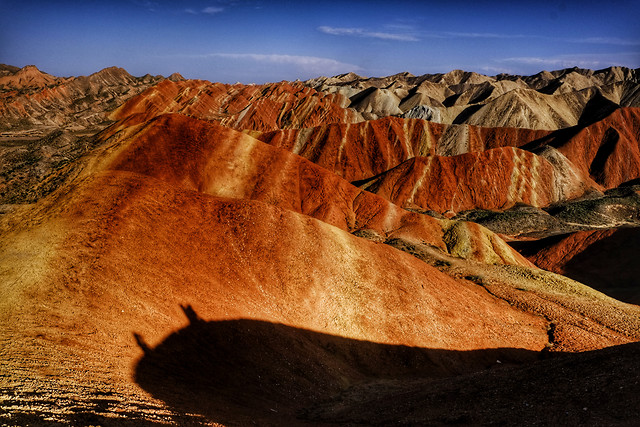 desert-landscape-rock-mountain-badlands picture material