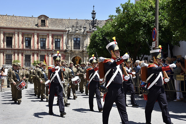 military-parade-people-army-soldier picture material