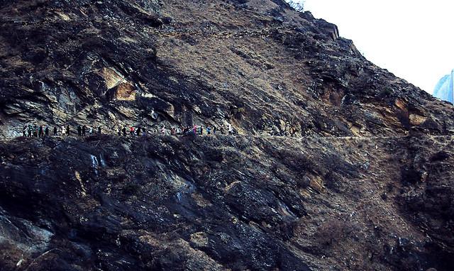memory-rock-geological-phenomenon-bedrock-outcrop 图片素材