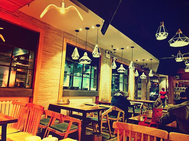restaurant-bar-furniture-table-seat 图片素材