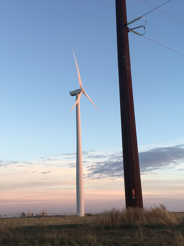 windmill-electricity-energy-turbine-wind picture material