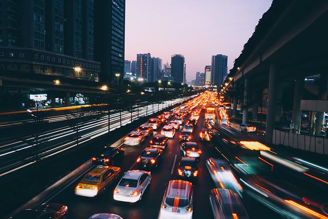 transportation-system-road-traffic-metropolitan-area-highway 图片素材