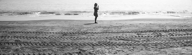 people-beach-seashore-sea-water picture material