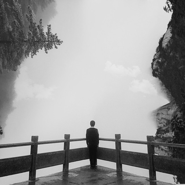 fog-mist-monochrome-water-no-person picture material