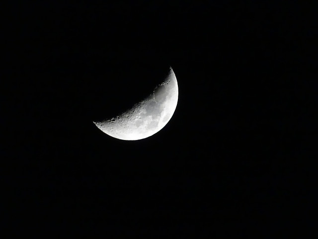 月亮 picture material