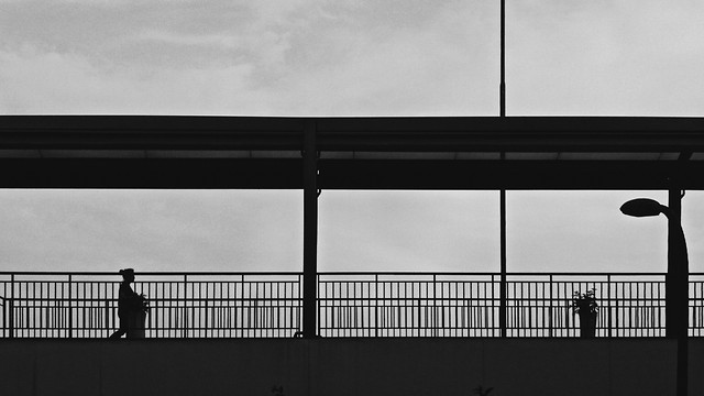 no-person-architecture-monochrome-black-sky picture material