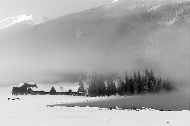 snow-winter-cold-fog-ice picture material