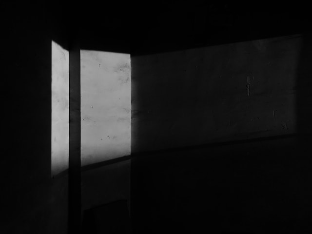 light-monochrome-architecture-wall-shadow picture material