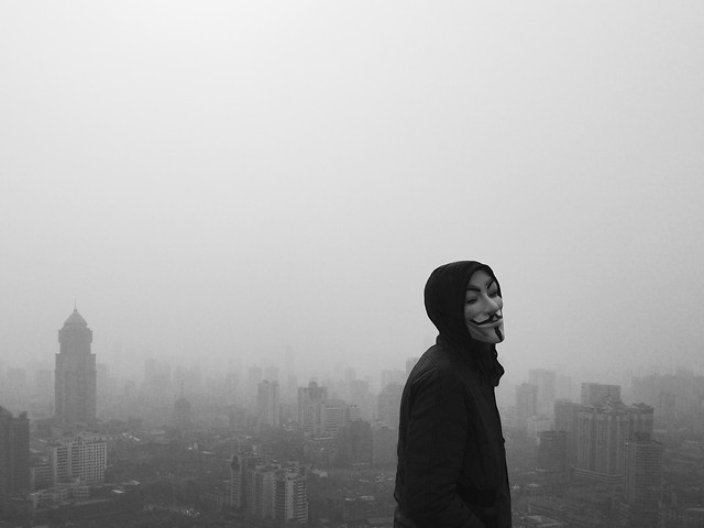 people-fog-portrait-adult-one picture material