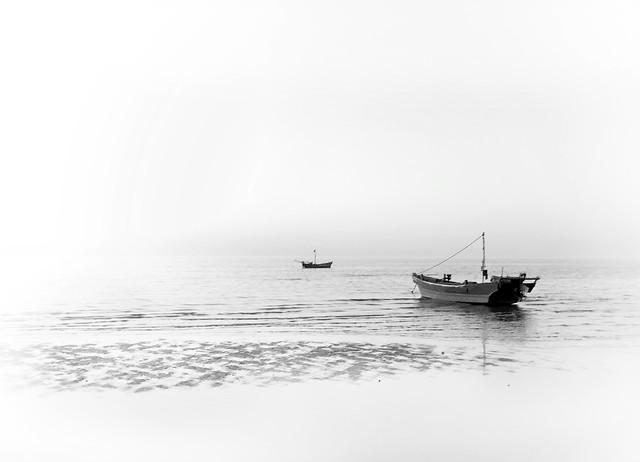 sea-water-boat-watercraft-ocean picture material