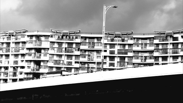 architecture-city-building-monochrome-modern picture material