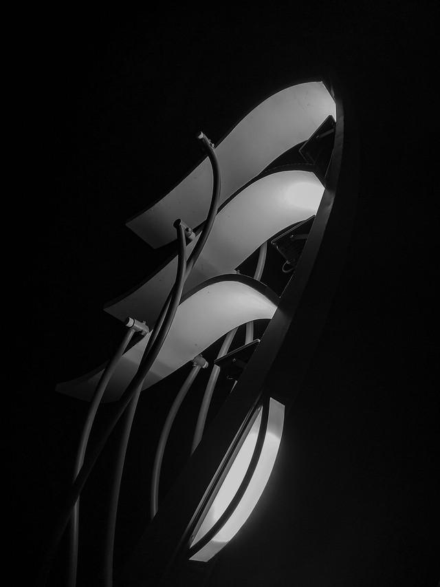 art-abstract-studio-monochrome-black picture material