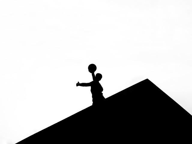 silhouette-people-shadow-sky-backlit picture material