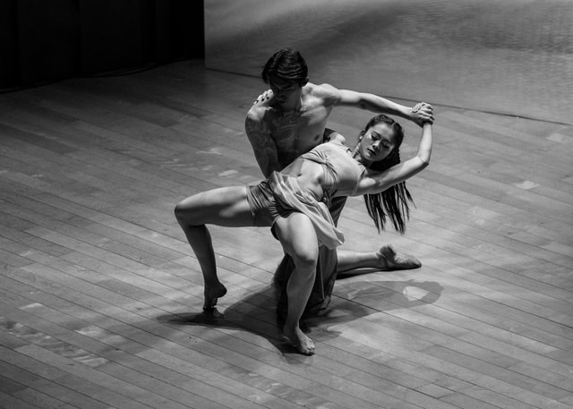 black-and-white-couple-dance-choreography-dancer-dance-performing-arts picture material