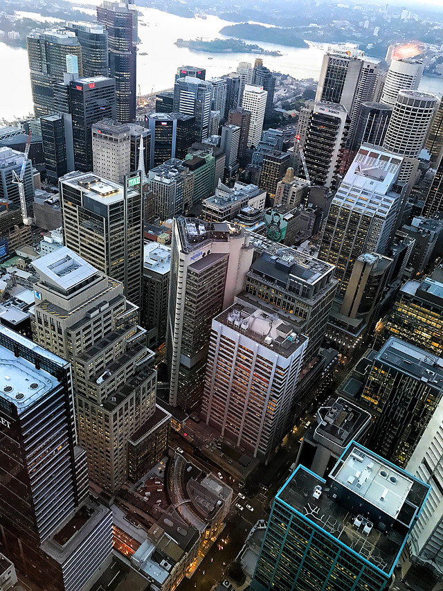 city-skyscraper-skyline-building-cityscape picture material